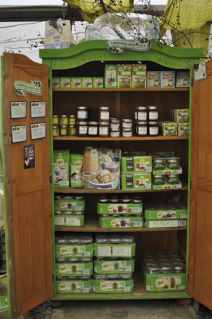 greensgrow canning cabinet