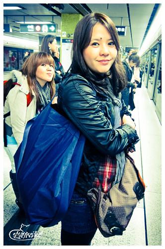 MTR to Sheung Wan