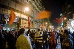 #RevSoc اشتراكيون ثوريون في شارع طلعت حرب