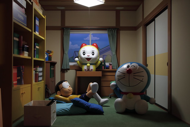Photo:DORAEMON. By:MIKI Yoshihito. (#mikiyoshihito)