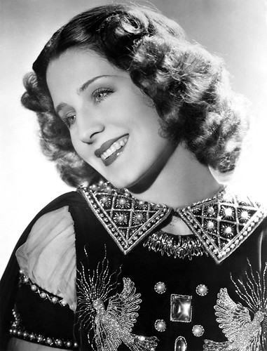 Norma Shearer by Vintage-Stars