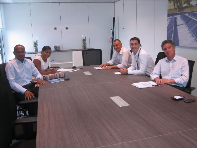Encuentros entre la Agencia de Regulación Económica de Cabo Verde y entidades canarias