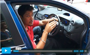honda insight video