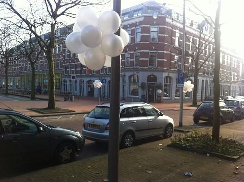 Ballontoef Walhalla Theater Rotterdam