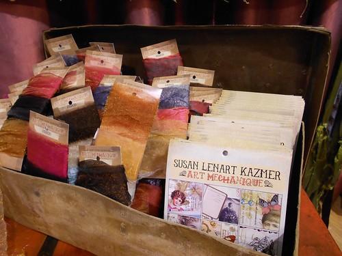 Cool stuff from Susan Lenart Kazmer