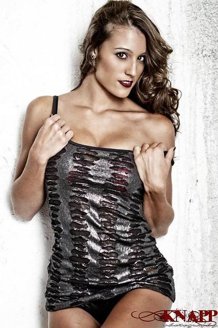 Justine Davis by Top Models Weekly