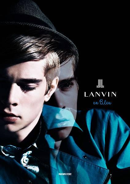 Frederik Tolke0010_Lanvin en Bleu SS12(Official)