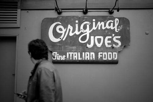 Joe's.