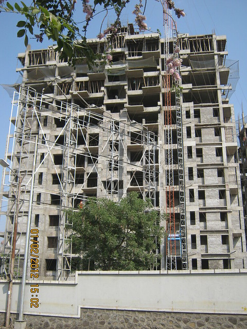 A Tower of Darode-Jog Properties' Shriniwas Westside-County at Pimple Gurav, Pune 411 027
