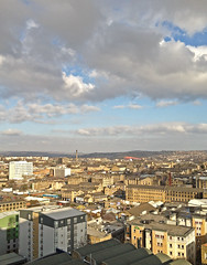 Bradford, from room L22 of the Richmond Building, University of Bradford by Tim Green aka atoach
