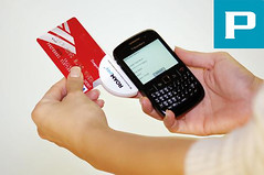 Blackberry Smartphone Credit Card Processing