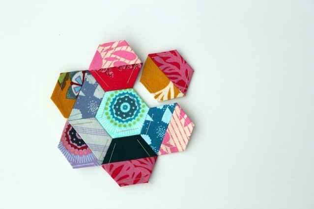 HSTs + hexagons.