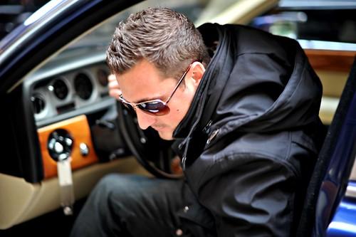 Aston Martin Glasses