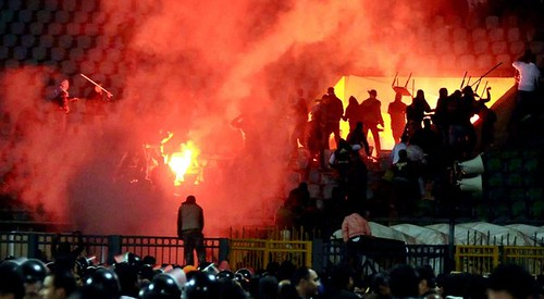 A distrubance at a soccer match in Egypt left over 70 people dead and many injured. Many are blaming the military for the deaths. by Pan-African News Wire File Photos