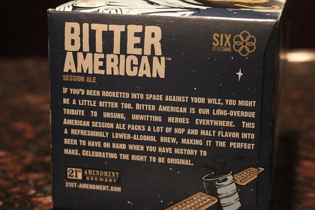 6807841383 07ab98380f z 21st Amendment Bitter American