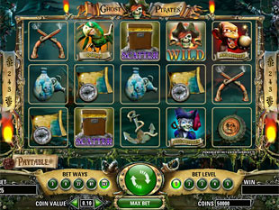 Ghost Pirates slot game online review