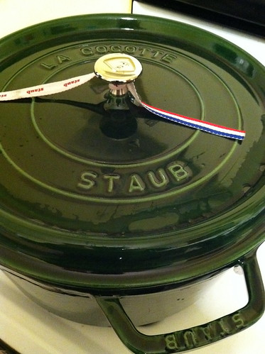 My beautiful 9qt Staub Dutch Oven