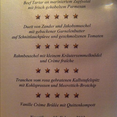 Jagdhofs feine Gourmetküche
