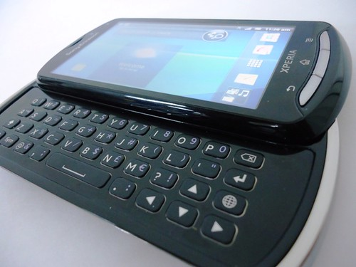 Keyboard QWERTY Slide Sony Ericsson Xperia Pro