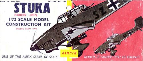 Stuka Junkers JU87B