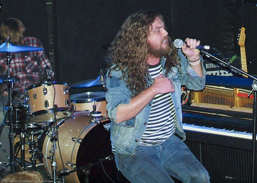 J Roddy Walston @ Mercury Lounge