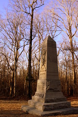 Shiloh Battlefield: One of Many Indiana Monuments