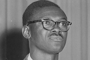 Congolese First Prime Minister Patrice Lumumba (1925-1961). An investigative report on the assassination of the Pan-African leader is due to be released in Belgium later this year. by Pan-African News Wire File Photos