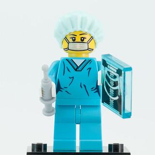 Lego Minifigures Series 6 Surgeon