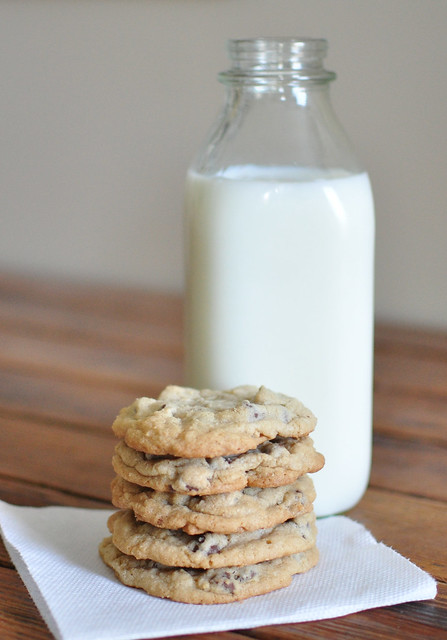 C is for Cookies and Milk