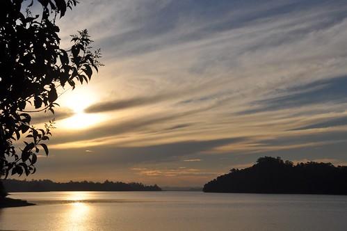 sunset dam pôrdosol represabillingssp