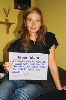 TEDxChange Photo Campaign 'The Future we'll make'