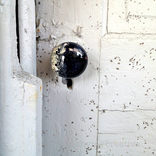 Door knob downtown Apalachicola, FL
