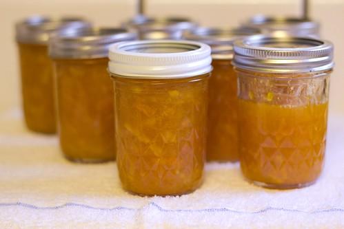 Mandarin Orange Marmalade