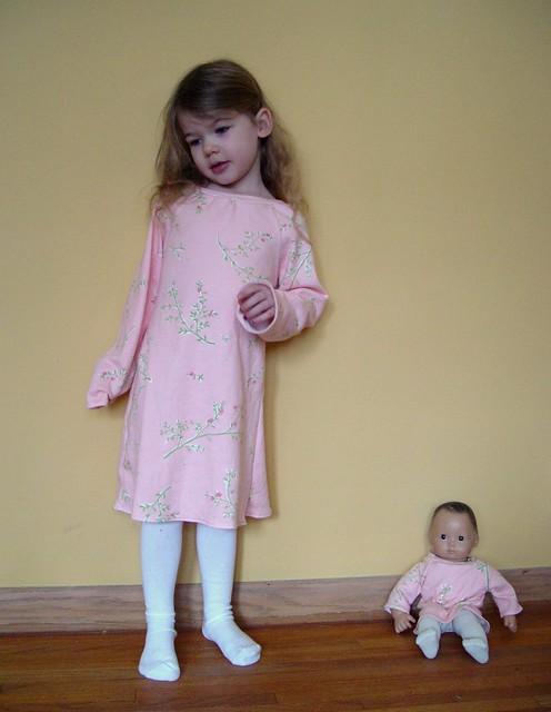 Matching dresses 3