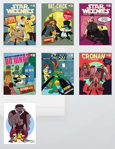 Exclusive Megacon 2012 prints!