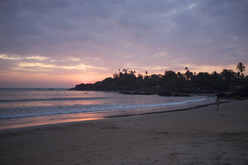пляж канакона
