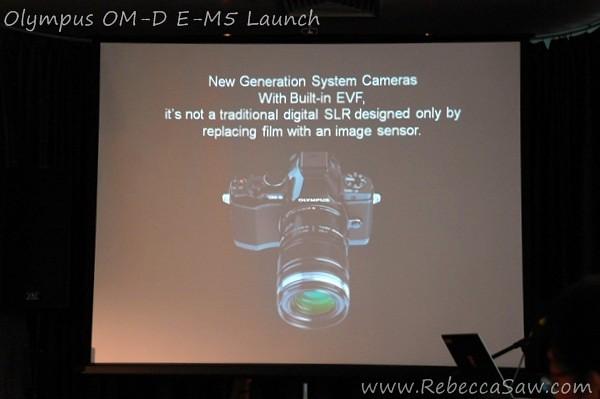 olympus OM-D Launch (17)