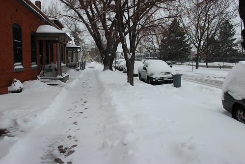 SO MUCH SNOW in Colorado