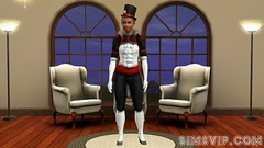 Magician Career Outfit (Level 7 and 8) Female