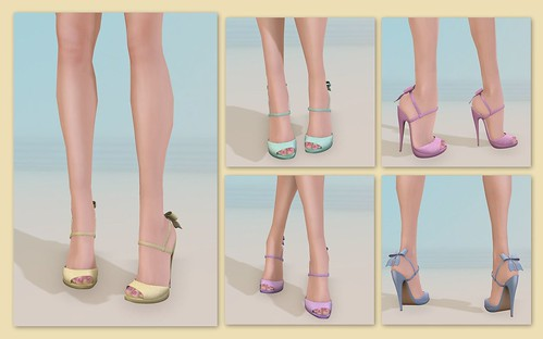 LVLE's Cat Bow shoes @ Adore&Abhor birthday
