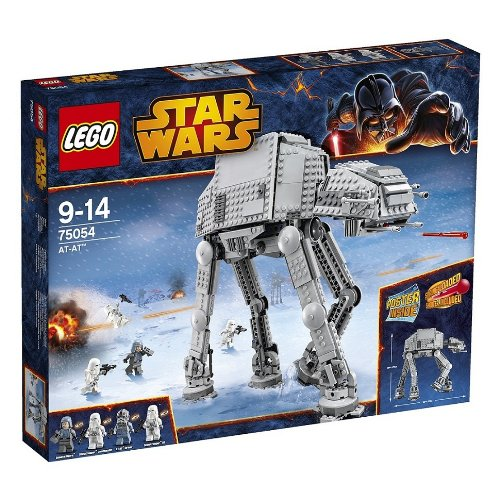 LEGO Star Wars 75054 Front