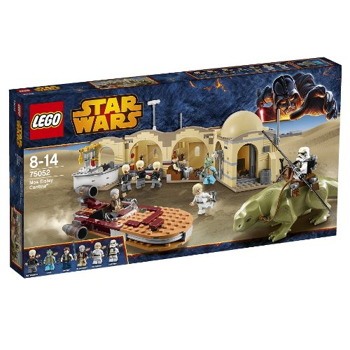 LEGO Star Wars 75052 Front