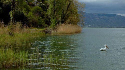 By the lake, Kastoria
