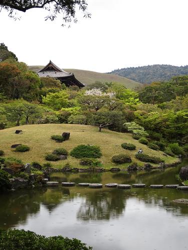 Isuen Garden - détail jardin arrière