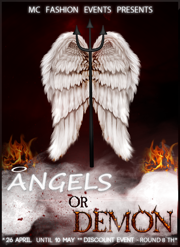 Angel or demon event