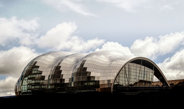 The Sage Gateshead - Newcastle (1/3)