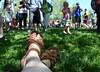 Kari's feet