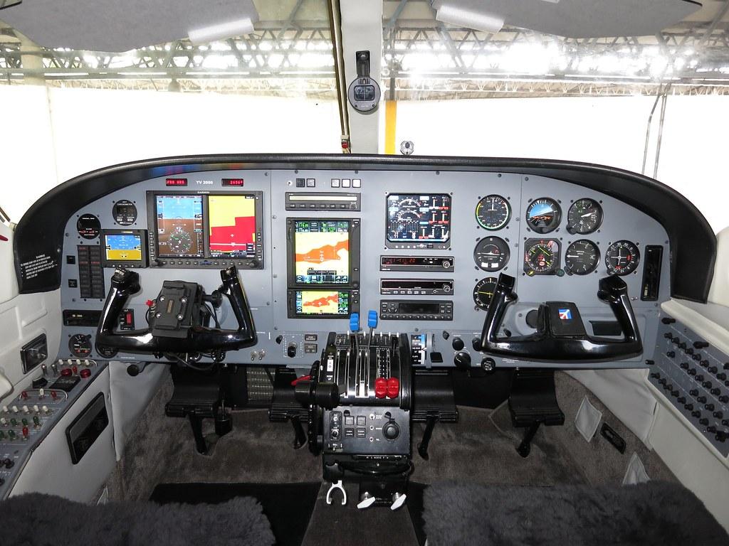 Avionics Install & Garmin Flight Displays | Miguel Capriles … | Flickr