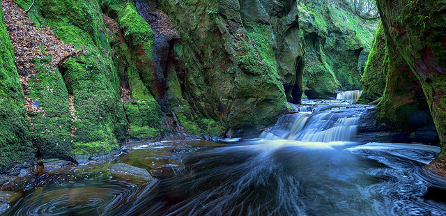 The Devil's Glen, Scotland