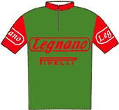 Legnano - Giro d'Italia 1955